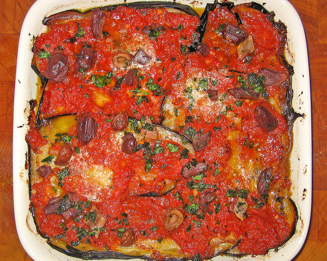 Włoska kuchnia oraz lokalne mięso sezonowane