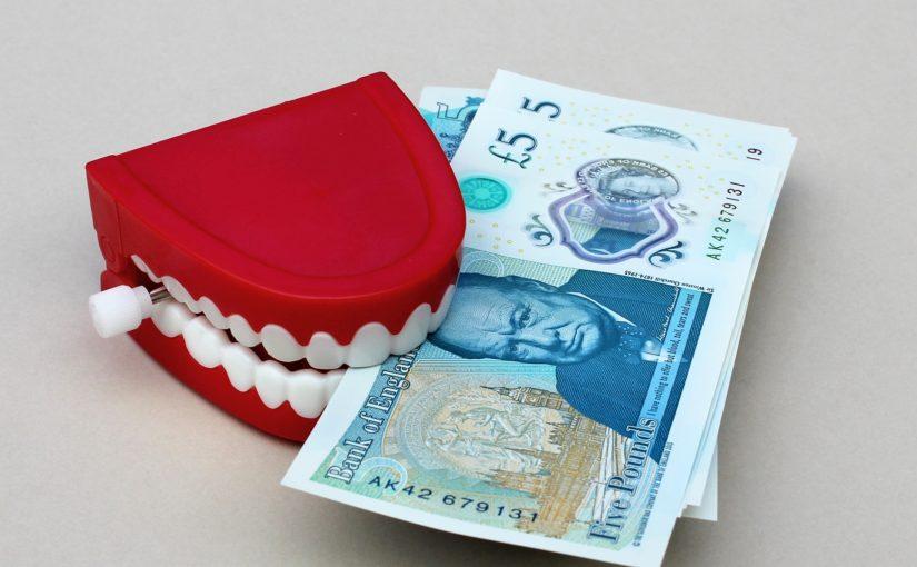 Złe postępowanie żywienia się to większe braki w zębach oraz dodatkowo ich brak
